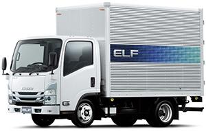 2021年 新型いすゞエルフ 先進安全装置紹介